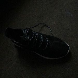 A pair of adidas